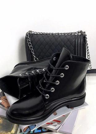 Прекрасные зимние ботинки - тренд сезона