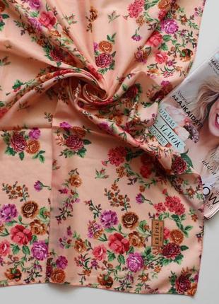 Шарф платочек шарфик