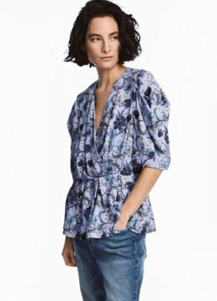 Трендовая блуза топ h&m