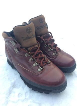 Ботинки timberland hiking vintage 39 размер