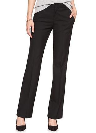 Классические женские брюки bananarepublic