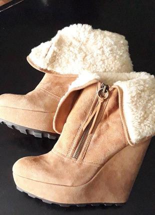 Ботинки осінні ботиньйони ash