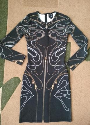 Платье плаття миди теплое с рукавами