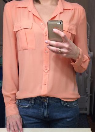 Шифоновая блуза incity