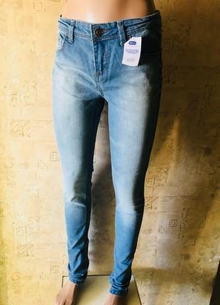 Удобные джинсы скинни denim co
