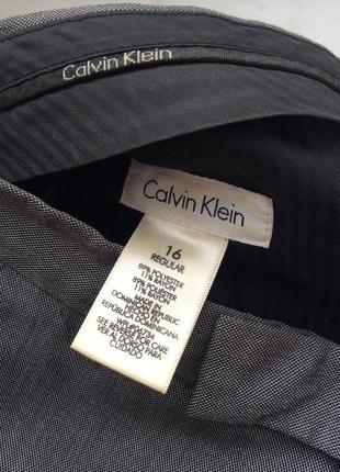 Классические женские брюки calvin klein