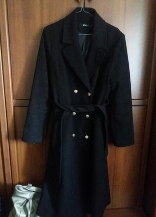 Пальто стильное ginatricot usa coat