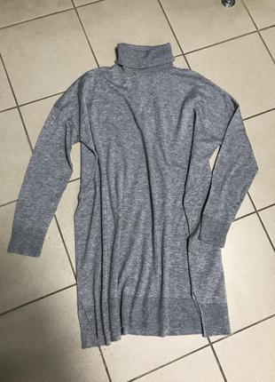 Туника платье свитер шерстяной гольф opus размер m -l или 38-40