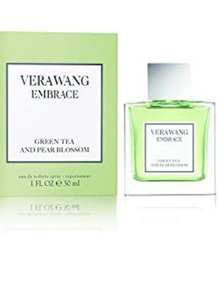 Духи vera wang embrace green tea and pear blossom 30ml