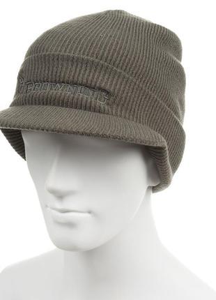 Мужская шапка browning bismark оригинал из сша