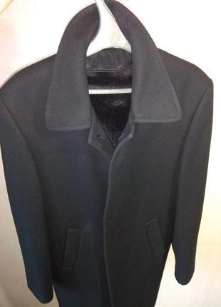 Пальто antoni zeeman (мужское/зимнее/шерстяное)