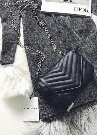 Сумка кроссбоди через плечо сумочка