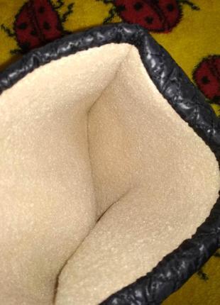 Вставка (утеплитель, носок, вкладка) в резиновые сапоги 37р4 фото