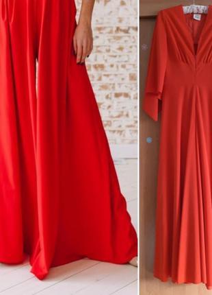 Шикарный комбенизон штаны -юбка1