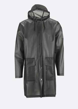 Дождевик rains hooded coat m/l