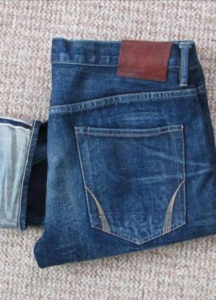 All saints enfield iggy джинсы селвидж оригинал (w36 l34) сост.идеал