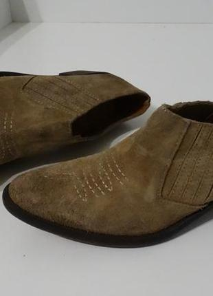 Туфли zalando кожа
