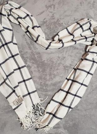 Универсальный тёплый фирменный шарф/шарфик