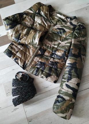 Модная, стильная курточка. фирма  vera & lucy. размер m ( 44-46)
