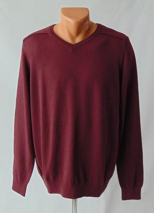Пуловер свитер springfield испания сток л