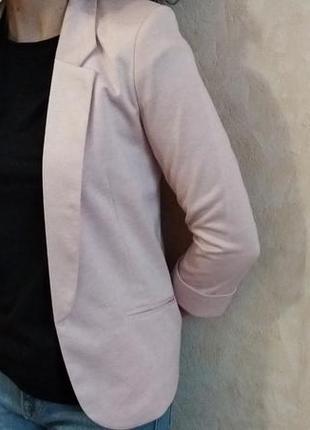 Пиджак пудровый colin's3 фото