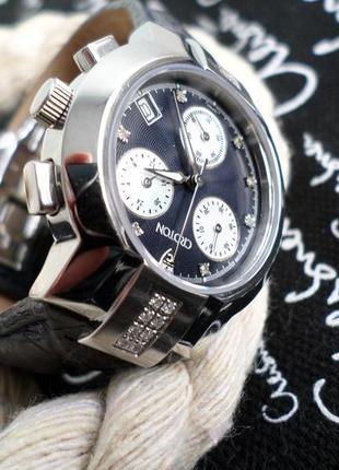Часы croton с натуральными бриллиантами