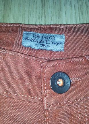 Джинсы новые tom tailor