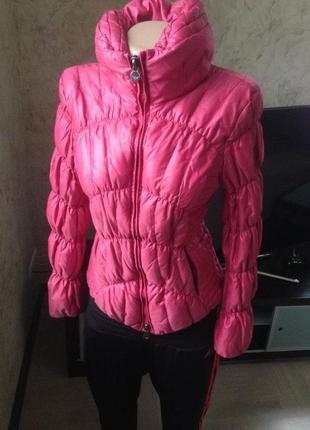 В наличии marc aurel - крутая демисезонная курточка на пуху