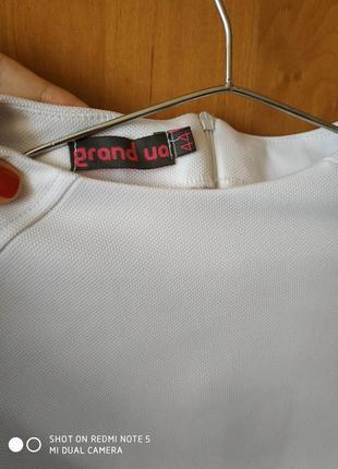 Блуза с баской grand ua