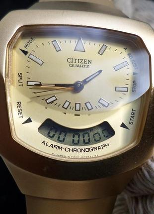 Часы citizen dual