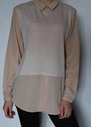 Кофта - рубашка jhiva