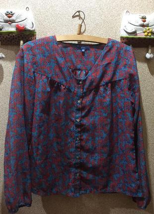 Рубашка шелковая #4