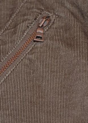 Вельветовая юбка от tcm tchibo, теплая и модная 44 евро3
