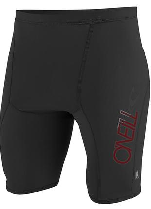 Гидрошорты мужские o'neill premium skins surf short black р.m