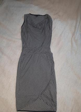 Красивейшее платье сарафан a/x armani exchance  xs
