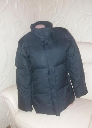 Куртка пуховик от esprit s/m