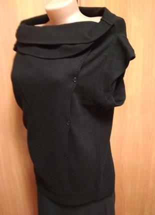 Стильная кофточка, axara, франция, размер 46-48. оригинал