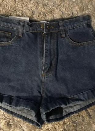 Классные джинслвые шорты