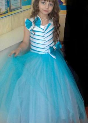 Платье для девочки от 8 лет1 фото