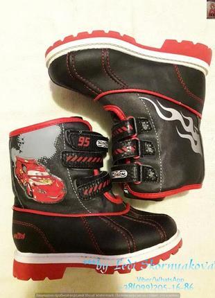 Новые ботинки деми на мальчика, размер 26