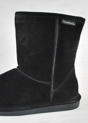 Bearpaw eva boots - замшашерсть - 31-34