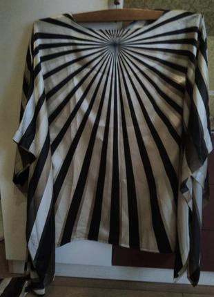 Шелковая блуза gizia