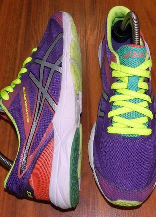 Asics gel-hyper! яркие, оригинальные, невесомые, дышащие кроссовки