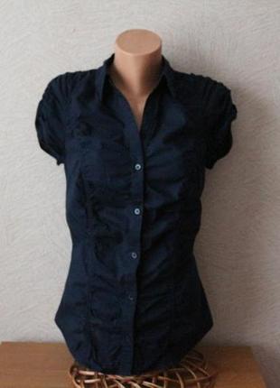 Colours- оригинальная блузка, рубашка из тончайшего хлопка, сост.идеал