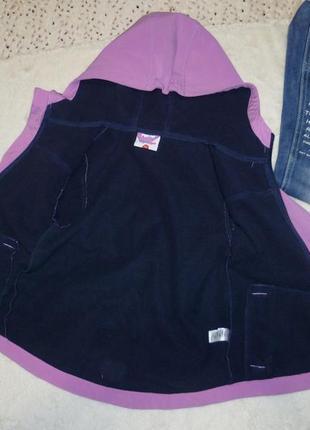 Куртка topolino (р.116 на 6років) курточка3