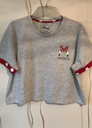 Новая футболка disney