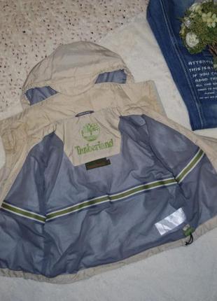 Куртка timberland (р.86 на 12-18міс) курточка як нова ветровка