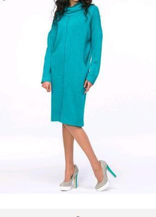 Платье шерстяное jet
