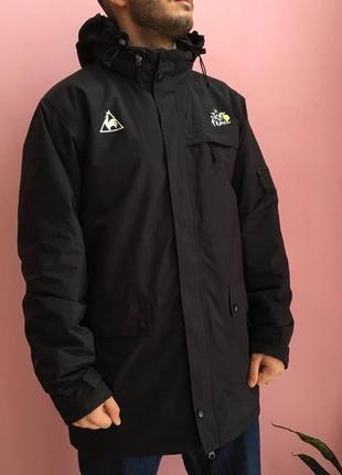 Куртка  парка le coq sportif