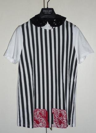 Блуза twin-set, р.s. новая футболка